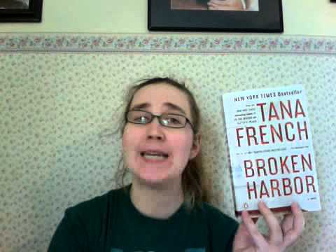 Book Talk for Broken Harbor by Tana French