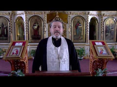Popas Duhovnicesc: Воскресение жен-мироносиц. Вторая неделя после Пасхи.