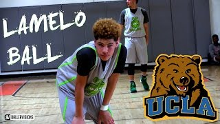 LaMelo Ball Summer 16 Mixtape   15 Year Old Ball Brother Has Unlimited Range
