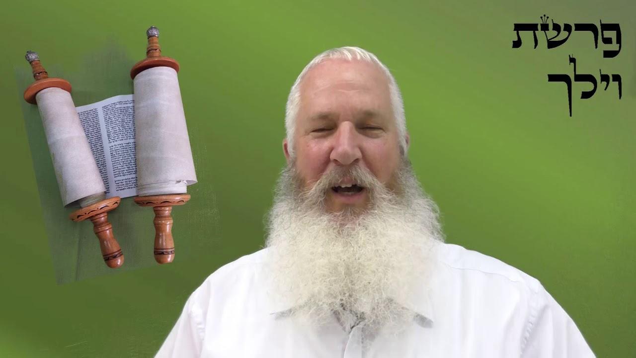 רגע של פרשה עם הרב אילן צפורי פרשת וילך