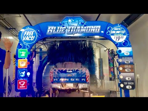 Top Wash Fridley Car Wash W/MacNeil Equipment