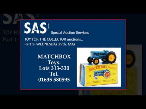 SAS- Toys for the Collector Auction | Matchbox Toys Auction | Dinky Toys Auction | Corgi Toys