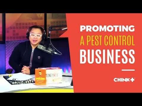 BUSINESS TIPS: Promoting A Pest Control Business