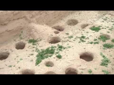 [Turkmenistan] Ancient Ruins - Parthian Settlement of Nisa