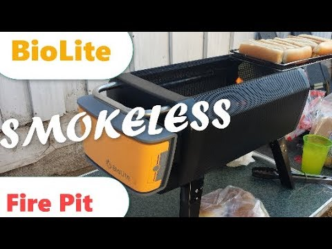 Biolite Fire Pit - Smokeless Fire Pit Review - Unboxing