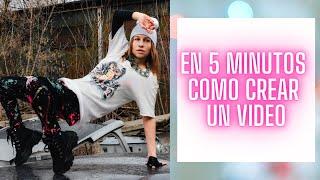 Como hacer un video con fotos y música de fondo - 100% Online y Gratis!!