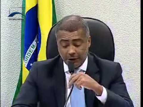 Romário comenta prisão de José Maria Marín (CBF) na Suíça