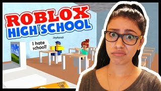 BULLIED! - ROBLOX HIGH SCHOOL
