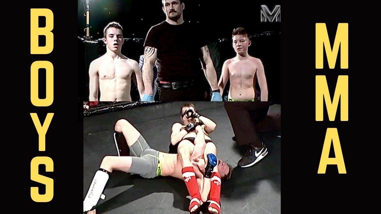Download BOYS MMA - KYLE ELTERING  V  RYAN QUINN. MACHINE MMA