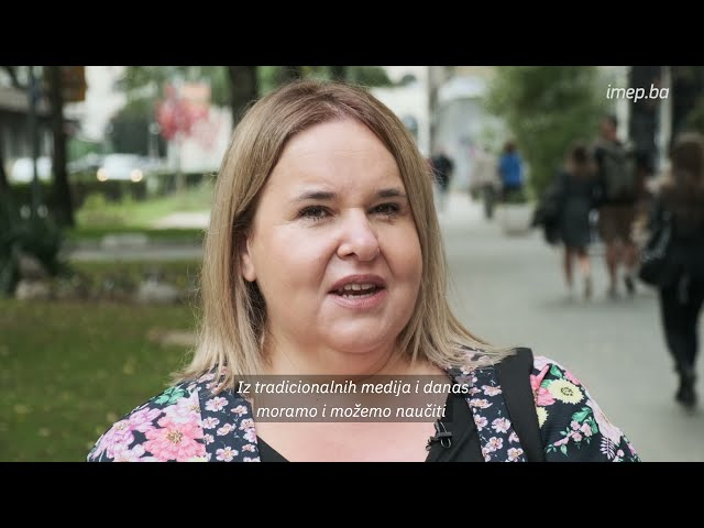 #PustiPričuDaŽivi sa Samirom Poričanin-Petrešin