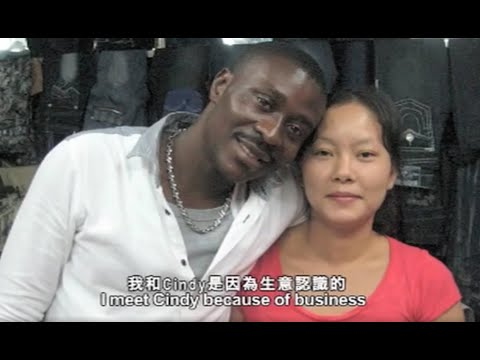 Chocolate Town: Africans in Guangzhou