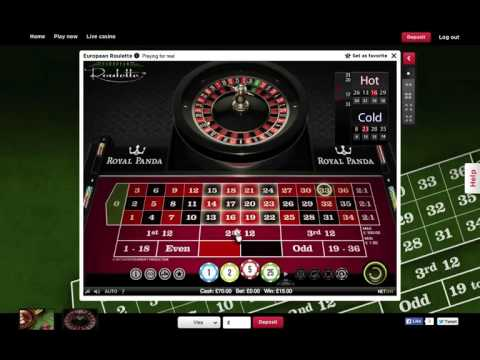 Video Winning online roulette strategies