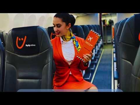 История стюардессы. Марина из SkyUp