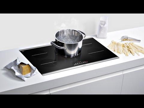 Bosch FlexInduction Cooktop | Bosch Cooktop | Bosch Induction Cooktop | Bosch Appliances