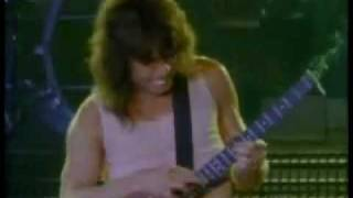 Van Halen - Summer Nights ( Live Without a Net )