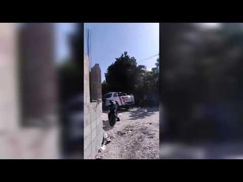 Reportan tiroteo en centro de votación en Barahona