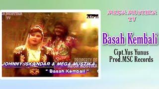 Mega Mustika & Jhoni Iskandar - Basah Kembali (Music Video TPI Version)