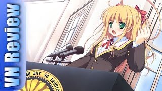 Review: My Girlfriend is the President [visual novel]