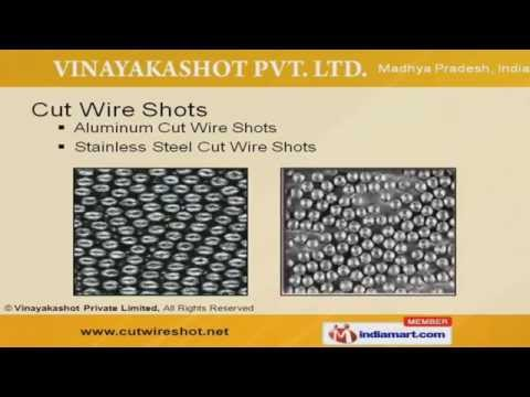 Cut Wire Shots By Vinayakashot Private Limited, Indore