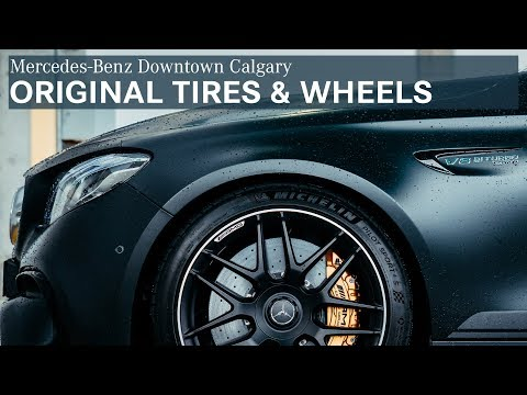 Mercedes-Benz Original Tires | Mercedes-Benz Downtown Calgary | Tires | Wheels | OEM