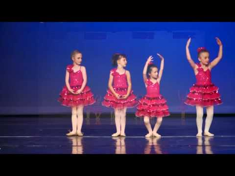 Absolute Dance 2016 A Tribute to Broadway Show D part 1