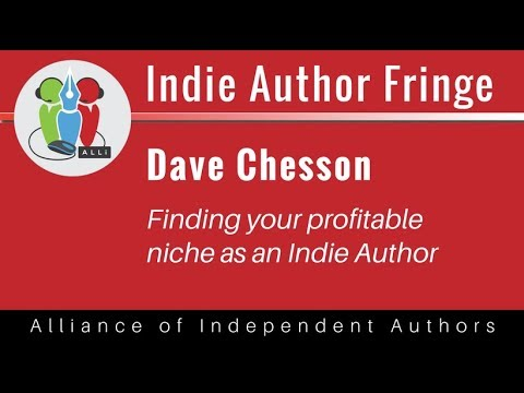 Finding your profitable Indie Author niche: Dave Chesson