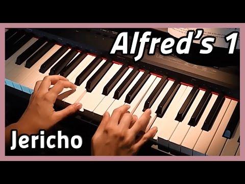 ♪ Jericho ♪ Piano   Alfred's 1