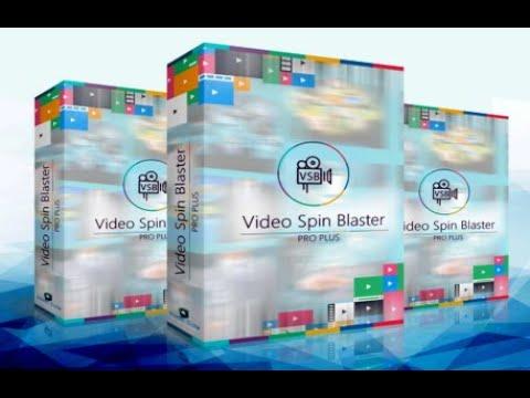 Уникализация видео Video Spin Blaster. Советы по работе и настройке. Скачать с кейгеном