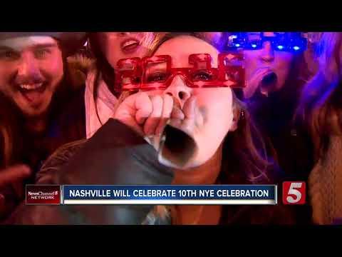 Keith Urban, Peter Frampton To Play Nashville NYE Show