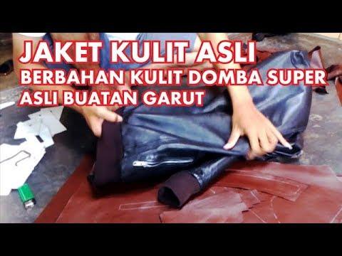 JUAL JAKET KULIT ASLI GARUT Hub. 089656586168 from YouTube · Duration:  4 minutes 18 seconds