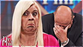 Dr. Phil Can't Believe The WORST Liar He's Ever Seen...