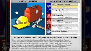 Let's Play The Political Machine 2008 - Part 4