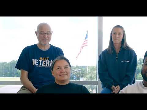 Veterans at Santa Fe College