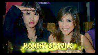 "Moment of Twins ""First Love"" | video by : @bintangku_nisa"