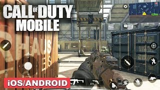 CALL OF DUTY - ANDROID / iOS GAMEPLAY