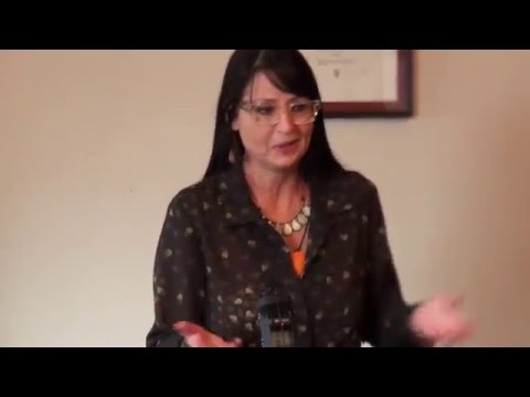 Carol Warrior speaks at Books Sandwiched In - March 9, 2016