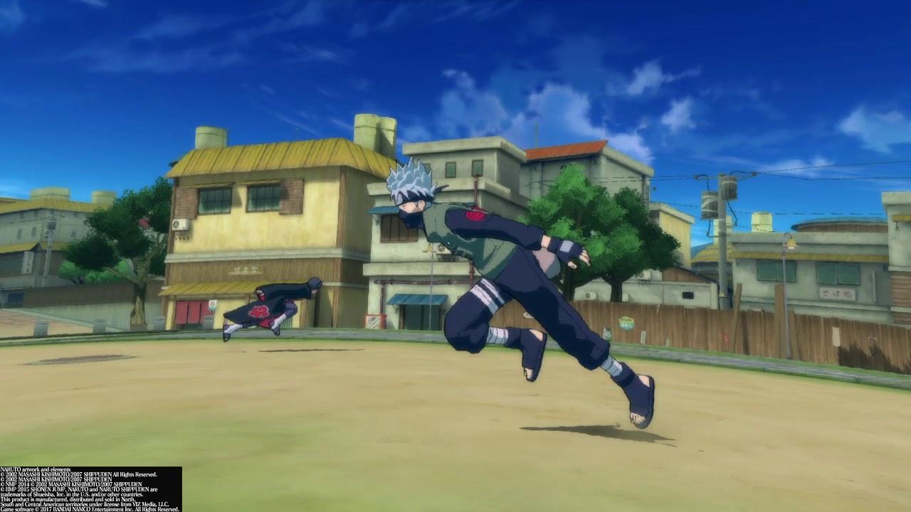 Naruto Shippuden Ultimate Ninja Storm 4 Road To Boruto Modo Batalha Livre Kakashi Itachi