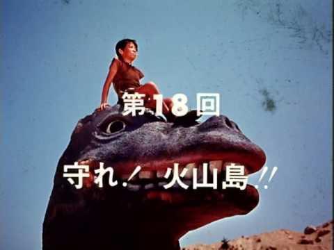 Telops from MONSTER PRINCE(Kaiju Ohji) 怪獣王子(1967)