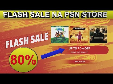 PS4 [NA] PSN FLASH SALE   15 easy Platinum Games   ends 3rd December 2018