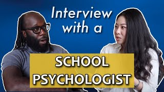 A typical day of a school psychologist | Interview with a school psychologist: Dr. Charles Barrett