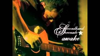 Secondhand Serenade - Awake Instrumental(Acoustic) Cover