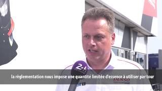 24 Heures du Mans 2017 - Discussion avec un ingénieur Toyota