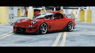 Shahmen Get Mine Mazda RX7