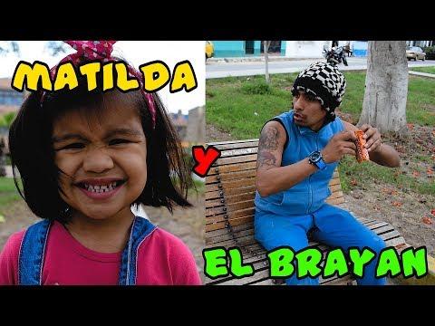 EL BRAYAN Y MATILDA (MATILDA CHALLENGE) - Loco IORI