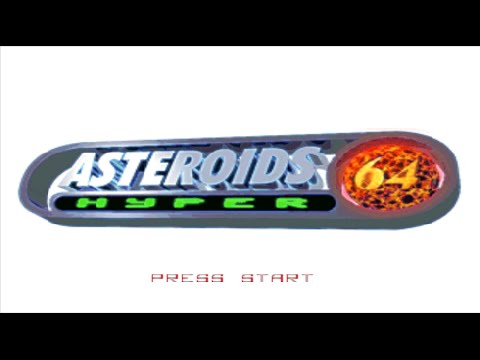 Nintendo 64 Longplay [014] Asteroids Hyper 64