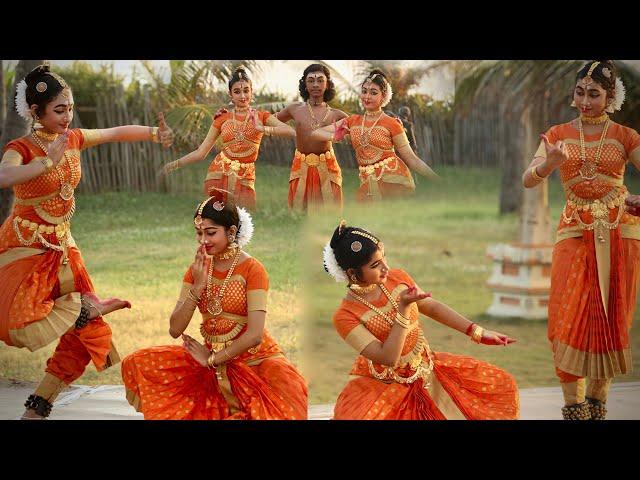 Shadakshara Kouthuvam - Sridevi Nrithyalaya - Bharathanatyam Dance