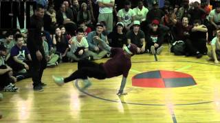 Just To Get A Rep: Show vs Agile Tie Breaker | B-Boy Network Channel