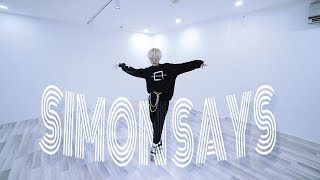 [M.S'S DAILY DANCE #01] NCT MARK   Simon Says : MOVE Dance Cover By Boxx From M.S Crew
