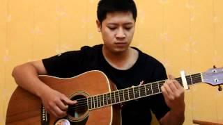 Yêu một người phải chăng lầm lỗi - Nếu kém duyên vô phận Guitar Cover By TrungDT