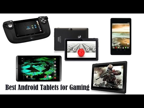 Top 5 Best Android Tablets For Gaming In 2015   Best Gaming Tablet 2015